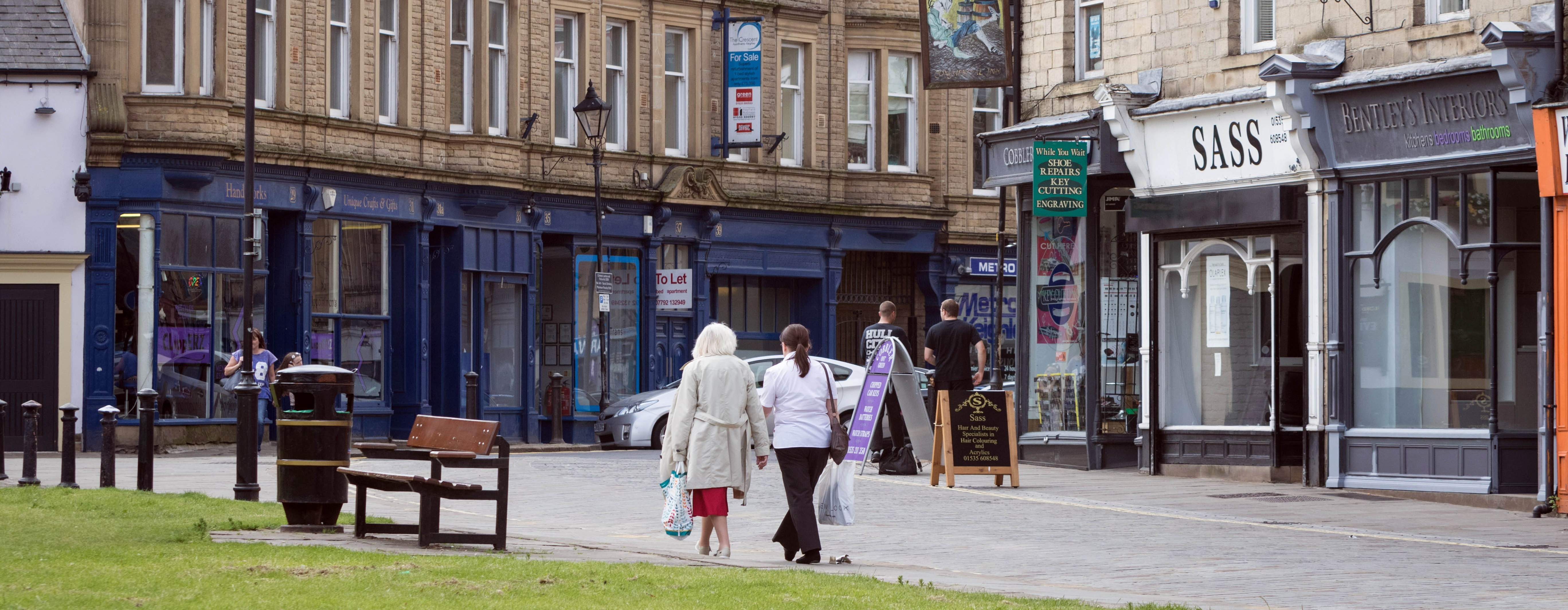 Image result for Keighley Town Centre