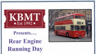 Rear Engine Bus Running Day & Museum Open Day